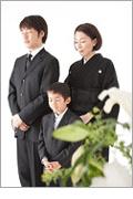 平和の森会館での家族葬